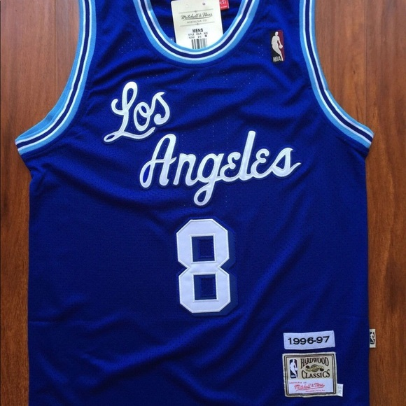 sale retailer f331b 871d6 Kobe bryant jersey #8 mitchell and ness brand new NWT